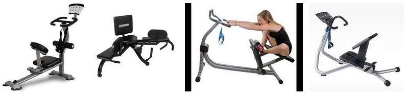 Stretching machine example pics